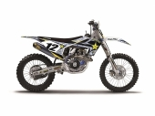 Kit complet BLACKBIRD Rockstar Energy Husqvarna 125 TC 2016-2017 kit deco