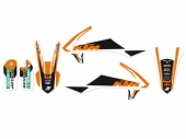Kit déco Blackbird Dream 3 KTM 65 SX 2016-2017 kit deco