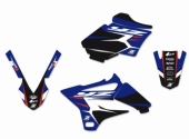 Kit déco  Dream Graphic 3 Blackbird Yamaha  85 YZ 2015-2017 kit deco