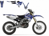 Kit déco Dream III Blackbird Yamaha 450 WR-F 2016-2017 kit deco