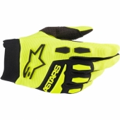 Gants Cross ALPINESTARS RACEFEND blanc/noir 2018 gants