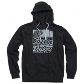 SWEAT SHIRT TLD Poster fleece charcoal sweatshirt