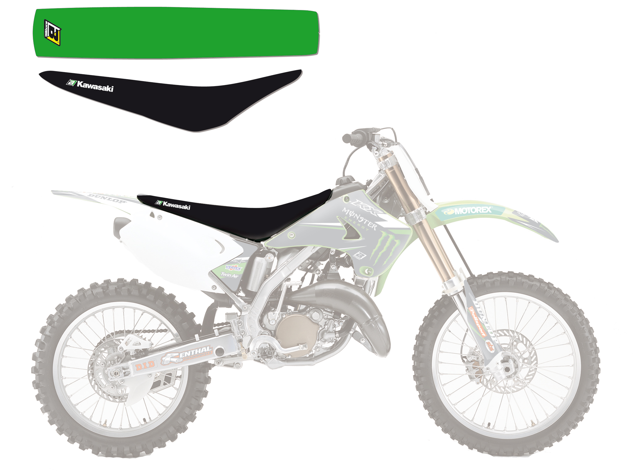 kit deco replica energy kawasaki racing team 125 250 kx 2003 2008 crossmoto fr 26 11 2017