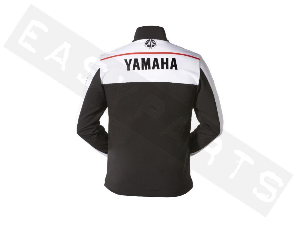 Veste YAMAHA Classic 2016 blanc/ noir Homme