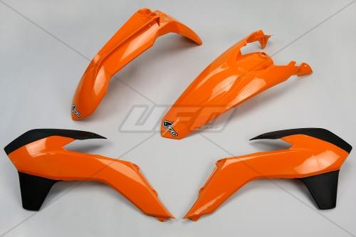 Kit plastiques UFO Origine KTM EXC EXCF 2008 2009 2010 2011