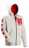 SWEAT SHIRT KENNY Zippé Corporate sweatshirt