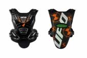 Pare-pierre Valkyrie 2 Evo noir/orange UFO pare pierre