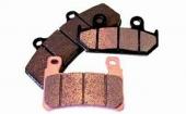 Plaquettes de frein arrière BENDIX  125 TM  1996 - 2011 plaquettes de frein