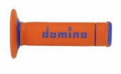 poignée domino off rod  x treme  orange/bleu revetements