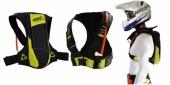 Système d'hydratation LEATT H2system basé sur un harnais de maintien ergonomique sans kit mains libres systeme hydratation