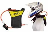 Système d'hydratation LEATT SP1system adaptable protection Leatt Brace avec kit mains libres systeme hydratation