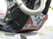 Sabot GP PHD AXP KTM  250 SX-F  2011 - 2012 sabots axp