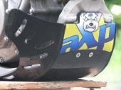 Sabot GP PHD AXP NOIR SUZUKI 250 RM-Z 2010-2016 sabots axp