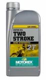 huile melange 2 T STROKE  semi-synthetic huile moteur  2 T