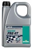 huile moteur 4 T MOTOREX  RACING PRO 4 T 15W50 huiles moteur 4 T