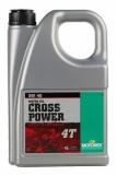 huile moteur 4 T MOTOREX  CROSS POWER  5W40 huiles moteur 4 T