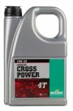 huile moteur 4 T MOTOREX  CROSS POWER  10W50 huiles moteur 4 T