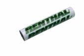 Mousse De Guidon Bicolore Renthal Blanc/Vert  mousse de guidons