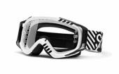 Lunettes SMITH Fuel V2 Sweat-X - Blanc & Noir Commodore lunettes