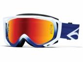 Lunettes Smith Fuel V2 Sweat XM BLANC BLEU lunettes