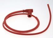 faisceaux et raccords NGK  capuchon coude a 90°  LONGEUR CABLE 500mm faisceaux raccords