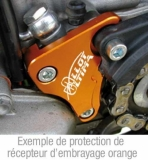 protection recepteur d embrayage KTM 400 450 525 EXC  2000-2007 protections recepteur emb