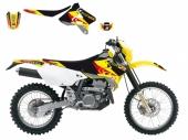 kit deco dream graphic  3   400 DR-Z  2000-2015 kit deco