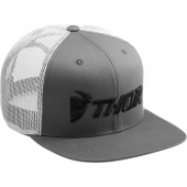 CASQUETTE THOR TRUCKER SNAPBACK GRISE / BLANCHE 2019 casquettes