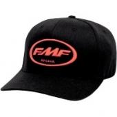 casquette fmf noir/orange casquettes