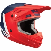 CASQUE THOR  SECTOR BLADE NAVY/ACID  2020 casque kids