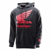 SWEAT TLD HONDA WING GRIS sweatshirt