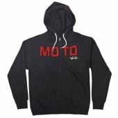 SWEAT TLD MOTO NOIR sweatshirt