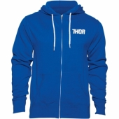 SWEAT THOR POLAIRE S7 ZIP DRIVN BLEU sweatshirt