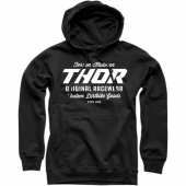 SWEAT THOR  THE GOODS S9 HOODY NOIR  sweatshirt