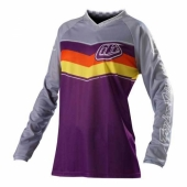 MAILLOT TLD GP AIR AIRWAY VIOLET maillot pantalon femme