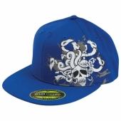 CASQUETTE TROY LEE DESING SLITHER ROYAL casquettes