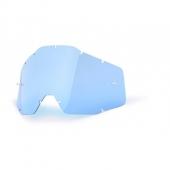 ecran bleu anti buee 100 % racer accessoires lunettes