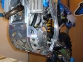 SABOT ALU MECA SYSTEME  250-F EN 2008-2009 sabots alu