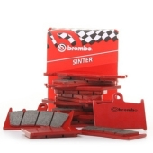 Plaquettes de frein avant BREMBO 600TT 1990-1992 plaquettes de frein