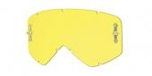 ecran smith intake  fuel v2/v1  jaune accessoires lunettes