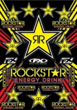 PLANCHE STIKERS FACTORY EFFEX ROCKSTAR YELLOW planche auto collants