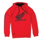 Sweatshirt ONE INDUSTRIES Honda Council Red sweatshirt