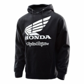 SWEAT TLD HONDA WING NOIR sweatshirt