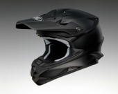 Casque cross SHOEI Uni Noir Mat casques