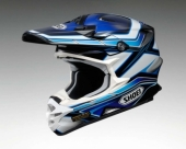 Casque cross SHOEI VFX Capacitor TC2 casques