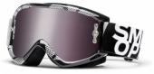 Lunettes Smith Fuel V1 Max Sand Static Noir/Argent lunettes