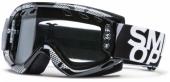 Lunettes Smith Fuel V1 Max End Static Noir/Argent lunettes