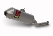 SILENCIEUX AKRAPOVIC TITANE 250 KF 2009 echappements