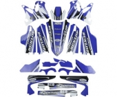 kit deco flu desings pro team  125 YZ  1996-2015 kit deco