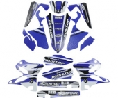 . kit deco flu desings pro team  250 YZ 1996-2015 kit deco